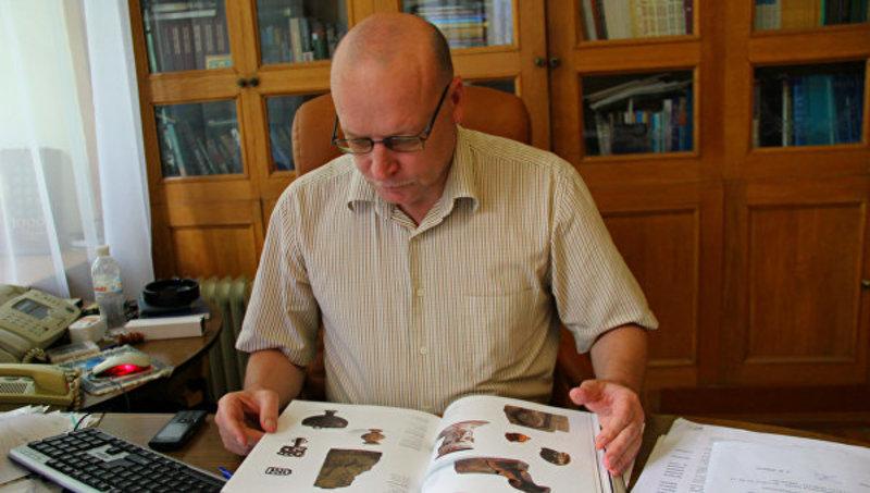 Андрій Мальгін: Втрата «скіфського золота» є болючою для нас