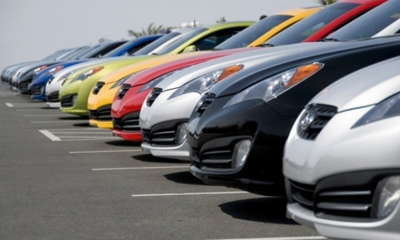The rating of the most sold cars in Ukraine