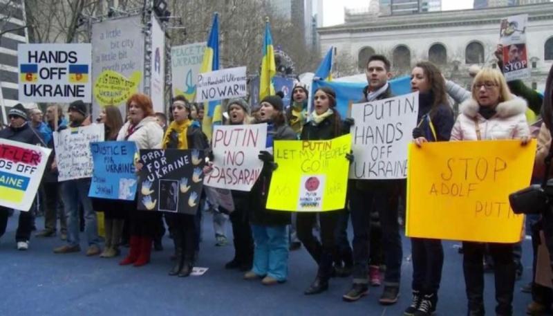 У Чикаго пройде глобальна кампанія з підтримки України та припинення російської агресії