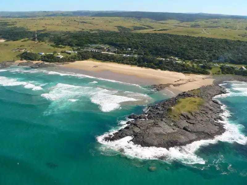 Частину узбережжя Індійського океану в ПАР названо на честь Мазепи