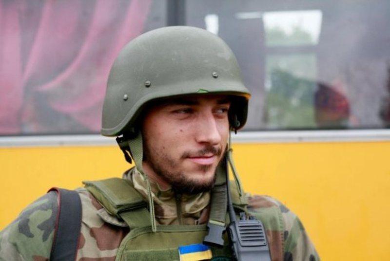 """Viktor Gurniak: The Road from Maidan"". Story of a fallen hero"