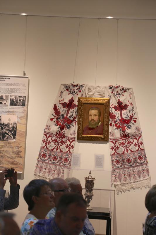 Вшанування пам'яті Андрея Шептицького у Чикаґо