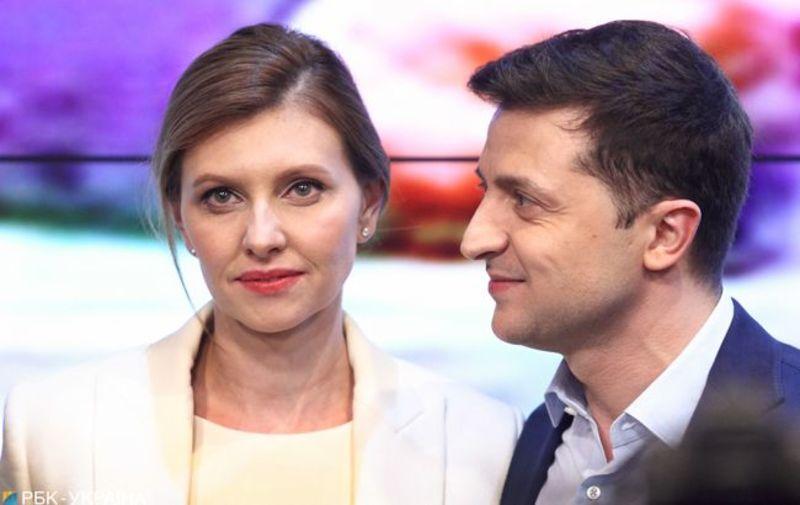 Олена Зеленська дала інтерв'ю порталу The Daily Beast