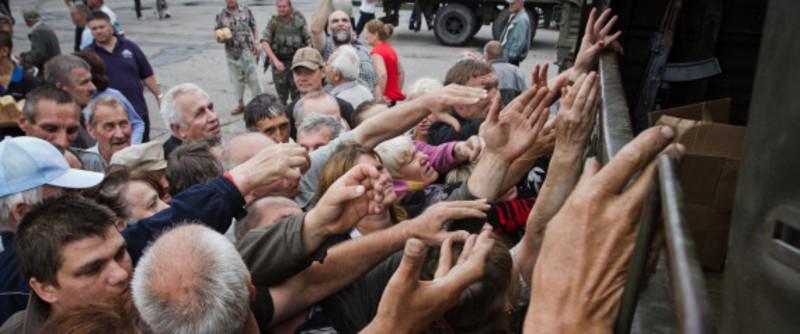 Ukraine's Donbas Is Like America's Deep South