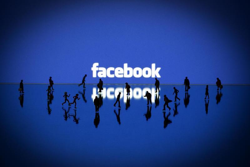 Facebook - для старших?