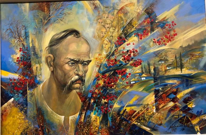 Українське мистецтво - з Канади