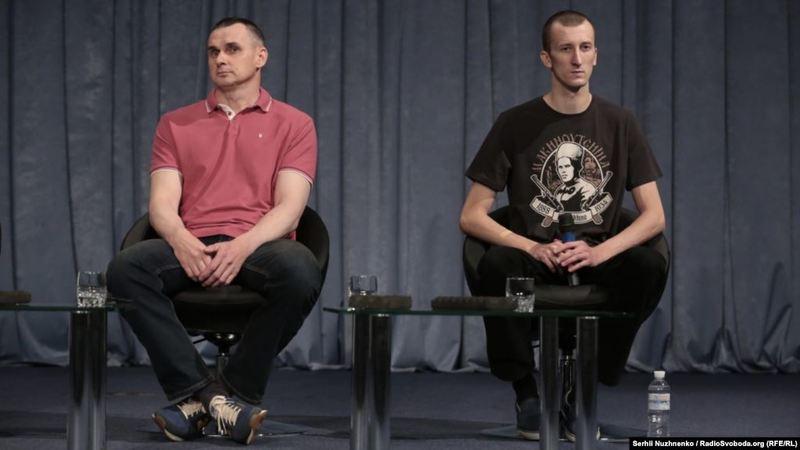 Сенцов та Кольченко про своє ув'язнення, Крим, Путіна й плани на майбутнє