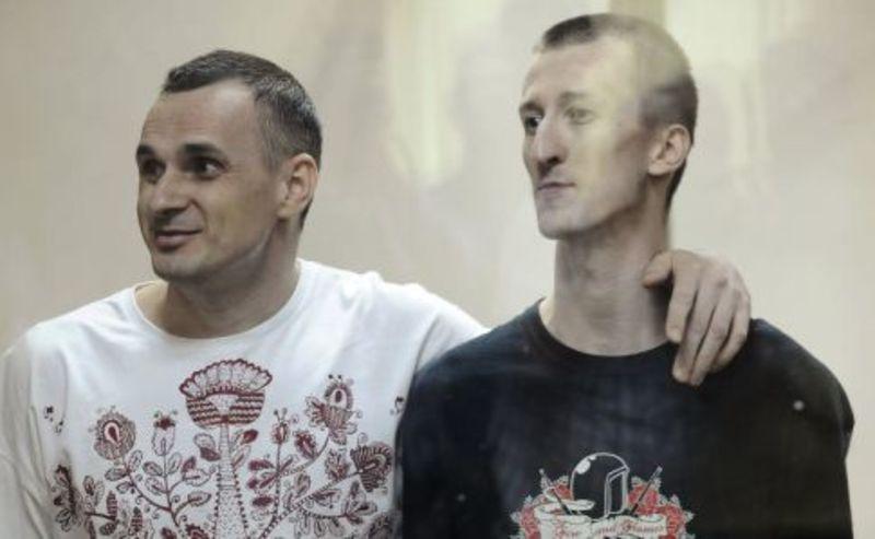 Обмін полоненими: Список українців