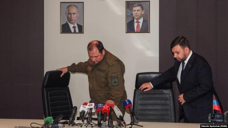 Кремль давно готувався до захоплення Донбасу