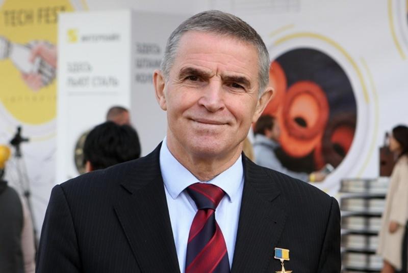 Що перший астронавт незалежної України Леонід Каденюк розповідав про свій знаменитий політ