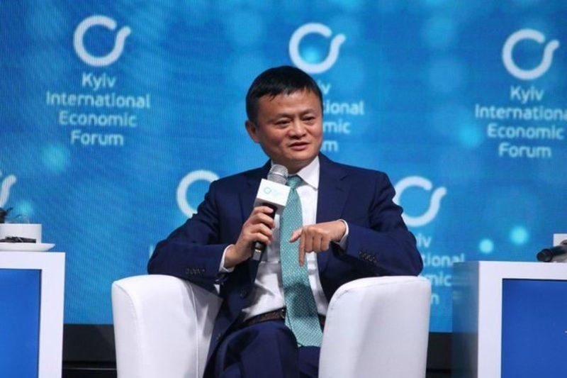 Засновник Alibaba Джек Ма: про Україну, інфраструктуру, владу та бізнес