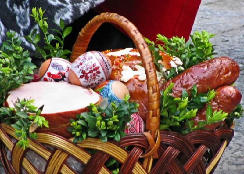 Як правильно скласти кошик до Великодня: традиції, правила, заборони