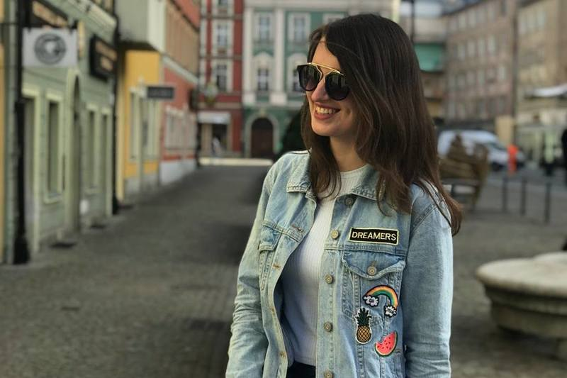 Незряча українка навчається у престижному виші Сан-Франциско