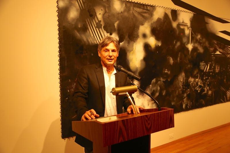 Данило Григорчук - з новою книгою про Україну...