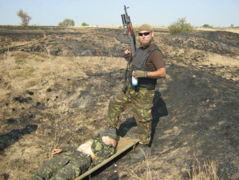 Ярополк Бриних: Не може бути поділу залежно від того, хто катував — росіяни, сепаратисти чи українці