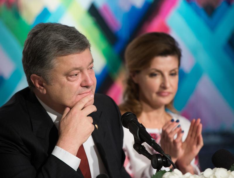 Президент разом з дружиною зустрівся з лідерами української громади та представниками кримськотатарських організацій в США