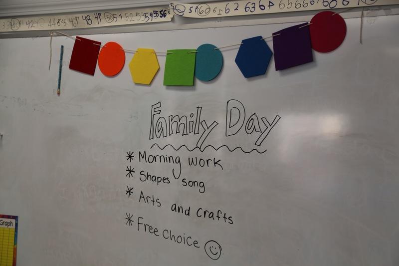 День Родини в школі при Катедрі св. Миколая