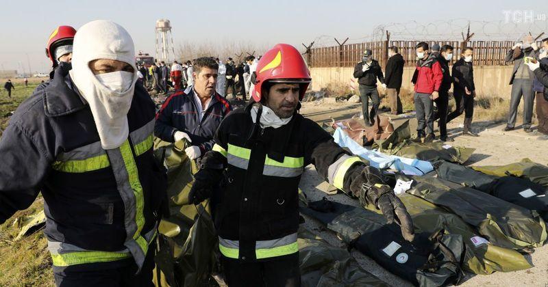 176 загиблих: катастрофа українського літака в Тегерані. Відео