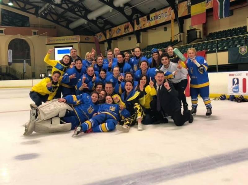 10 фактів про історичну перемогу жіночої збірної України з хокею