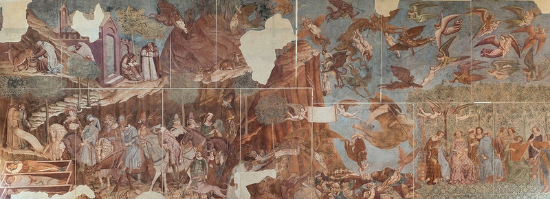 Мистецтво під час та після пандемій. Як чума змінила Європу