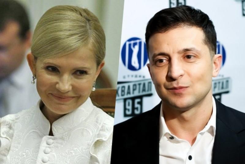 Андрій Любка: Зеленський – президент, Тимошенко – канцлер