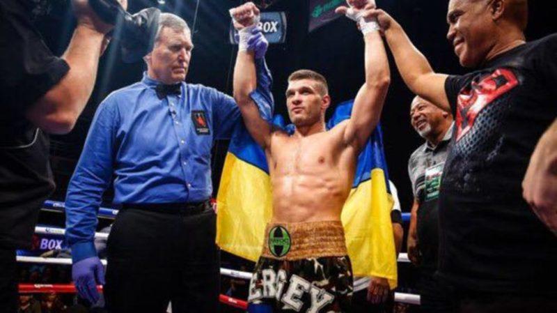 Боксер Сергій Дерев'янченко: «Я був, є і буду українцем!»