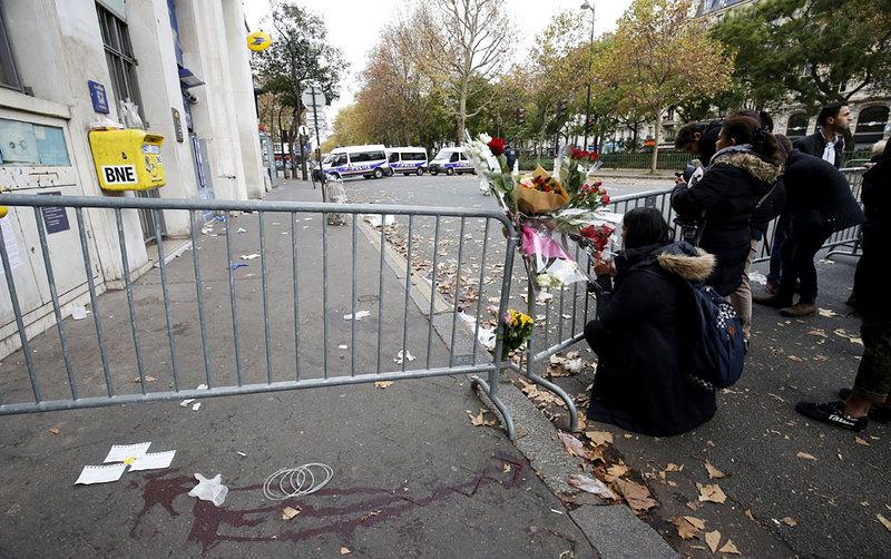 Що відомо про паризьких терористів?