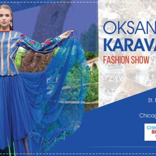 Oksana Karavanska Fashion Show Fundraiser