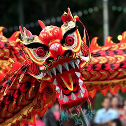 Китайський Новий рік у Чикаго