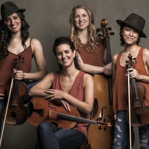 Концерт струнного квартету KAIA у Чикаго