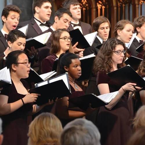 Виступ хорів у Чикаго