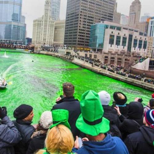 Круїзи та екскурсії до Дня Св. Патрика в Чикаго