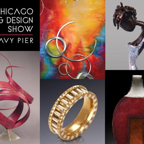 Chicago Art & Design Show at Navy Pier