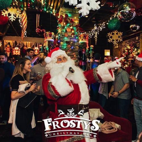 Різдвяний Pop-up Bar у Чикаго
