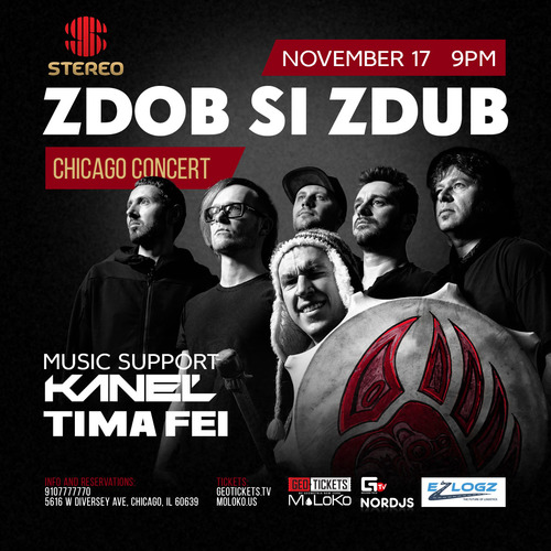 ZDOB SI ZDUB (Live Concert in Chicago)