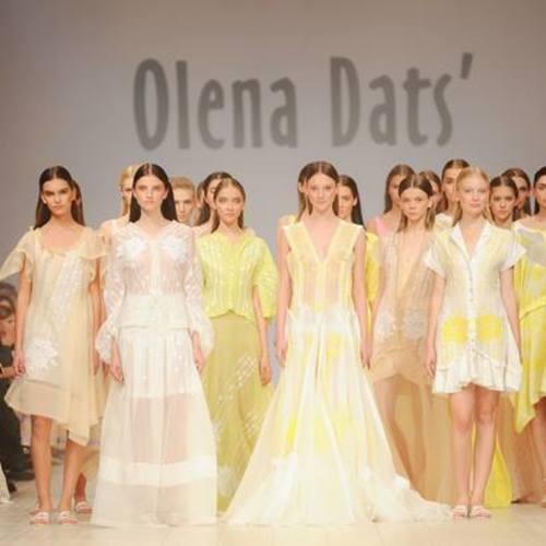 Olena Dats' Charitable Fashion Show