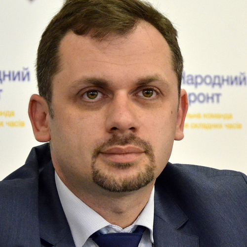 Сonference with Andriy Levus - former commander of Maidan Seldefence office
