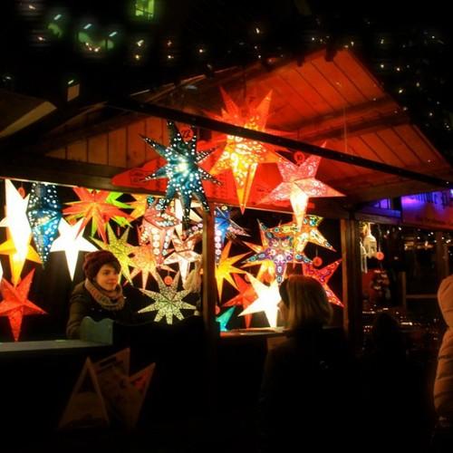 Зимовий ярмарок в Ukrainian Village