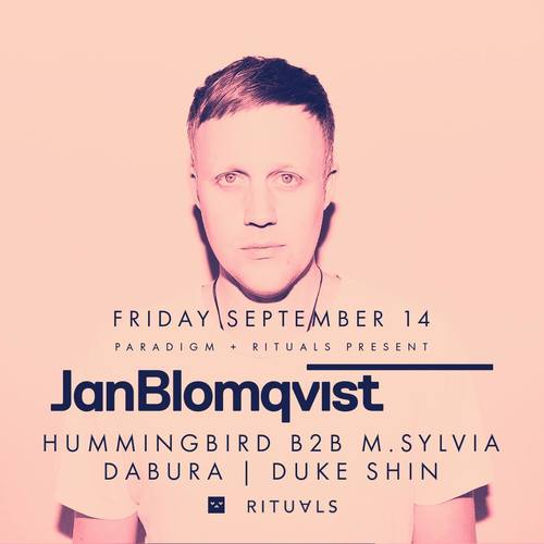 Jan Blomqvist: Popup Party - 9/14