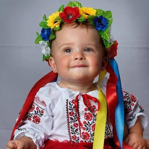 А Cорочка Bишита Cерцю Mилa -Vyshyvanka Contest