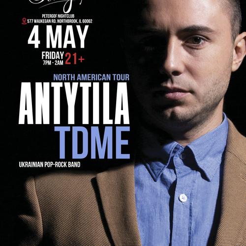 ANTYTILA - TDME / Live in Chicago