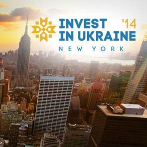 Invest in Ukraine 2014 at New York