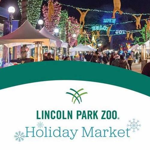 Святковий ярмарок у Lincoln Park Zoo