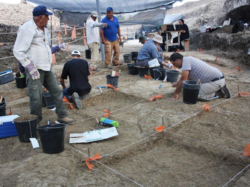 Археологи знайшли поселення доісторичних людей