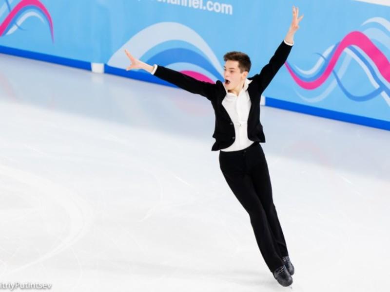 Юнацька Олімпіада-2020: український фігурист відзначився кращим результатом кар'єри