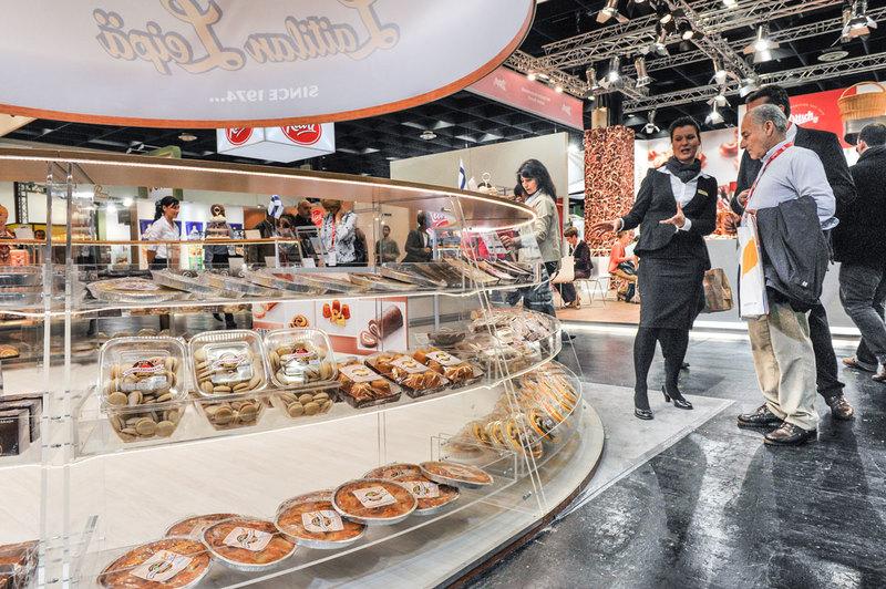 Українські компанії представили свою продукцію на виставці в Кельні