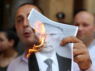 У Тбілісі затримали 305 осіб за участь у протестах
