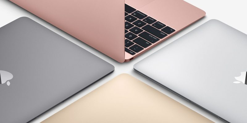 Влітку Apple представить 13-дюймовий MacBook