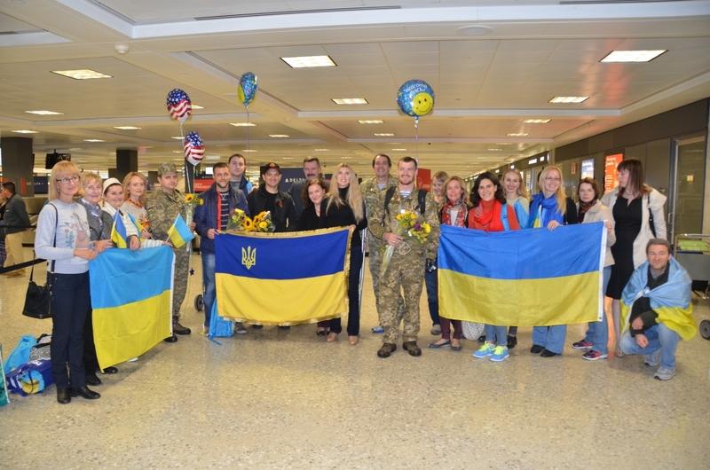 Герої АТО долучаться до Марафону Морської піхоти США