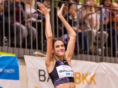 Українські атлетки посіли перші місця на змаганнях у Німеччині